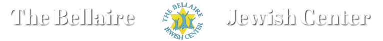 The Bellaire Jewish Center